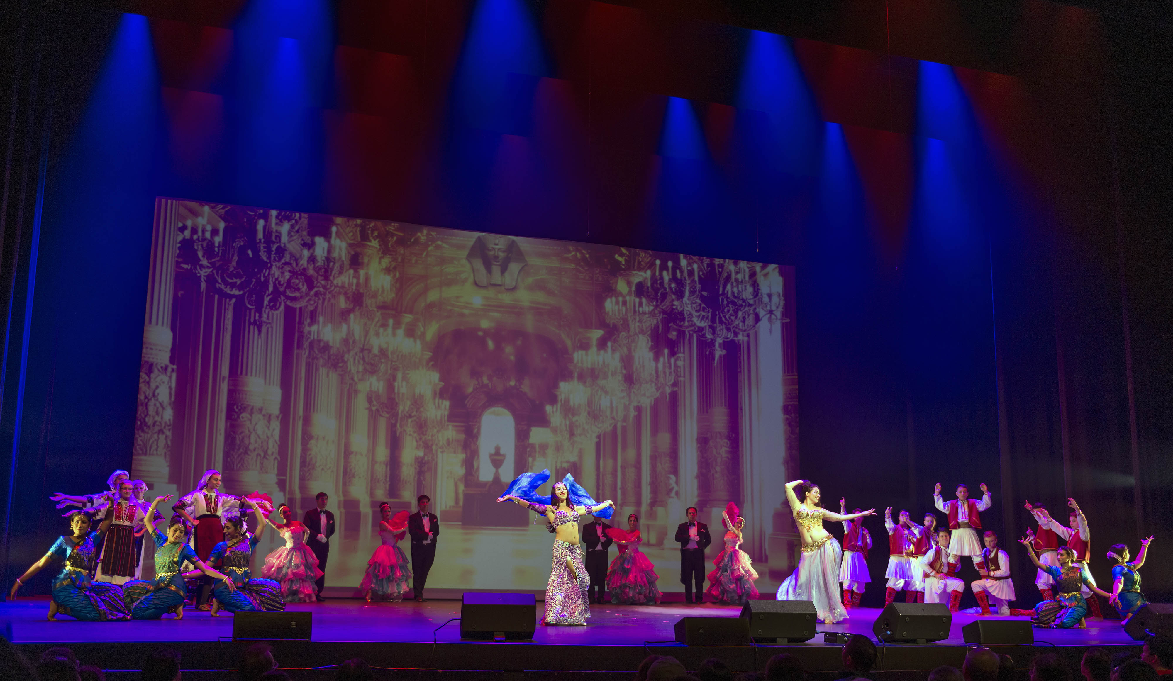 Online Multicultural Canada Day Celebration Hosted by kaleidoscope Chinese Performing Arts